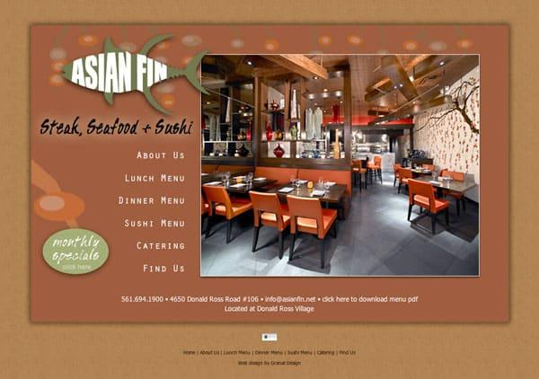 Asian Fin Restaurant